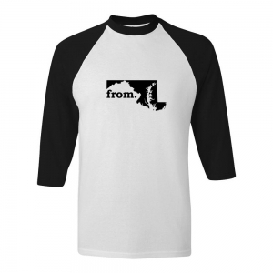 Raglan T-Shirt - Maryland