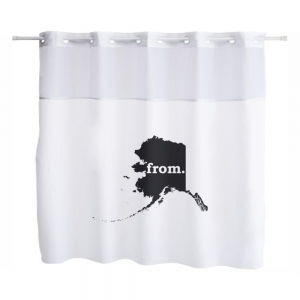 Shower Curtain - Alaska