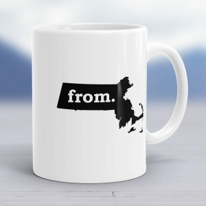 Coffee Mug - Massachusetts