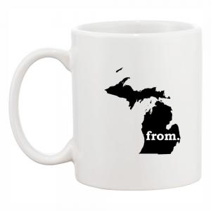 Coffee Mug - Michigan