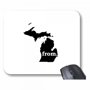 Mouse Pad - Michigan