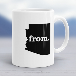 Coffee Mug - Arizona