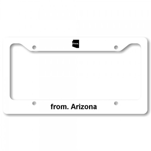 License Plate Frame - Arizona