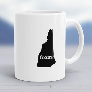 Coffee Mug - New Hampshire