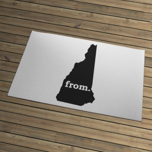 Floor Mat - New Hampshire