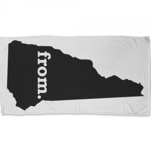 Towel - New Hampshire