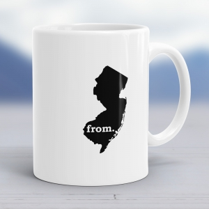 Coffee Mug - New Jersey