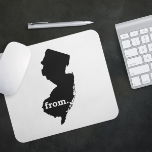 Mouse Pad - New Jersey