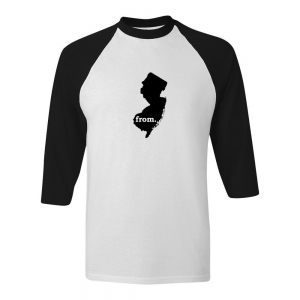 Raglan T-Shirt - New Jersey