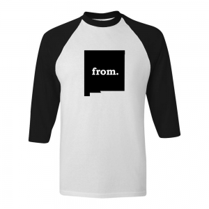 Raglan T-Shirt - New Mexico