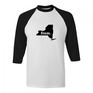Raglan T-Shirt - New York