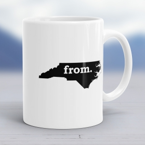 Coffee Mug - North Carolina