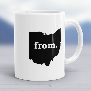 Coffee Mug - Ohio
