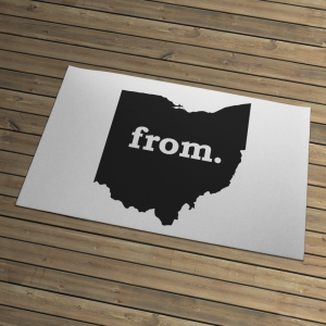 Floor Mat - Ohio