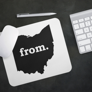 Mouse Pad - Ohio