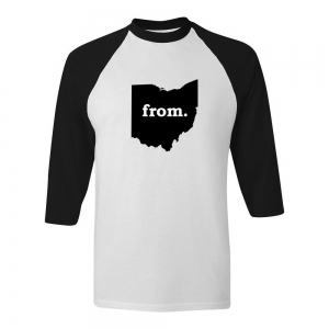 Raglan T-Shirt - Ohio