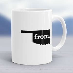 Coffee Mug - Oklahoma