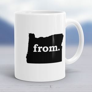 Coffee Mug - Oregon