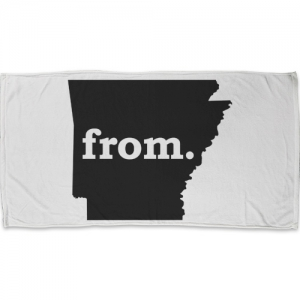 Towel - Arkansas