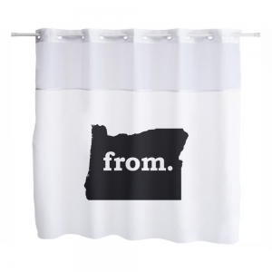 Shower Curtain - Oregon