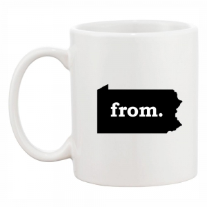 Coffee Mug - Pennsylvania