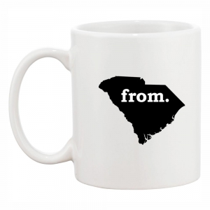 Coffee Mug - South Carolina