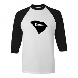 Raglan T-Shirt - South Carolina
