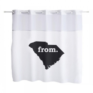 Shower Curtain - South Carolina