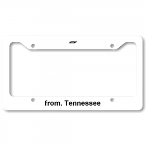 License Plate Frame - Tennessee